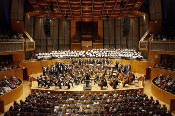 Chor der Landesregierung Düsseldorf