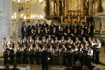 Knabenchor capella vocalis
