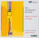 Felix Mendelssohn Bartholdy: Lieder im Freien zu singen