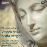 Alessandro Grandi: Vespro della Beata Vergine