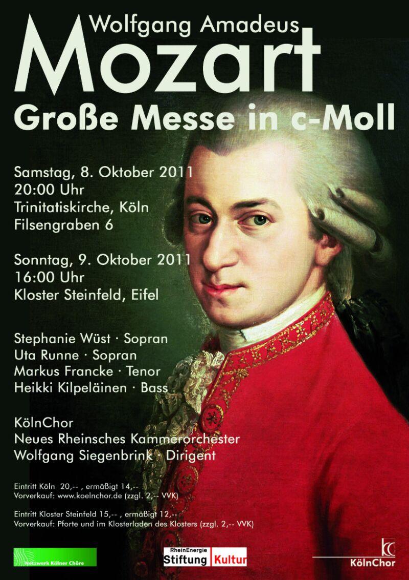 Mozart C Moll Messe