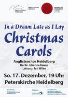 In a Dream Late as I Lay - Christmas Carols