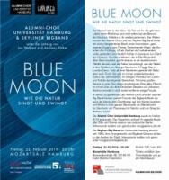 Blue Moon - Wie die Natur singt und swingt