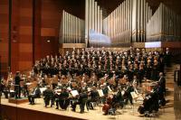 Jahresschlusskonzert:Ludwig van Beethoven - Neunte Symphonie