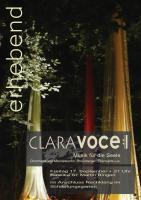 erhebend - Musik für die Seele mit Clara Voce