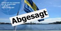 Chormusik aus Schweden - Abgesagt
