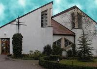 Kirche Heilig Kreuz Halle (Saale)