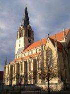 Martinskirche Möhringen