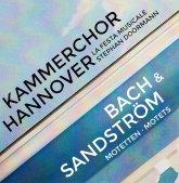 Bach & Sandström - Motetten
