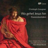 Christoph Graupner: Wo gehet Jesus hin