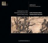 Hercules – Ein Pasticcio aus Werken von Georg Friedrich Händel und Johann Sebastian Bach