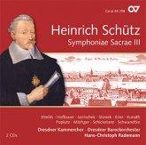 Heinrich Schütz: Symohoniae Sacrae III